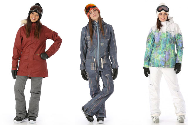 9d1301fe Ski Fashion 2017-2018: Ski Jackets and More from WinterWomen.com (Nikita  Giveaway)