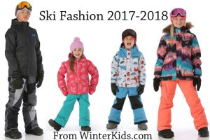 Ski Fashion 2017: Dress Your Kids For Warmth With Style (Obermeyer Giveaway)