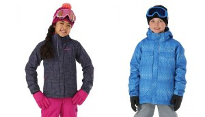 Layering Tips and a Columbia Giveaway from WinterKids.com