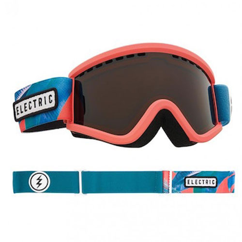 Electric-EGV.K pink palms goggles
