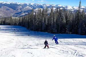Beaver Creek's Red Buffalo Park Makes Family Skiing More Fun