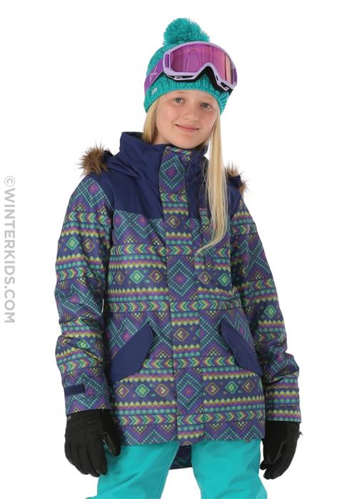 burton aubrey ski jacket