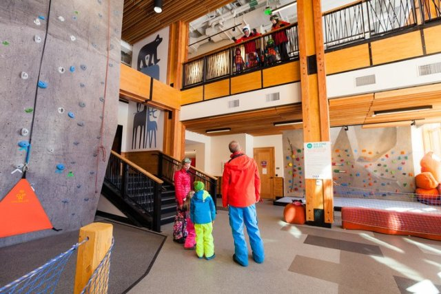 stowe adventure center for children's learn to ski lessons