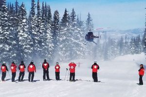 Not the Mama: Helicopter Rescue Drills with the Steamboat Ski Patrol