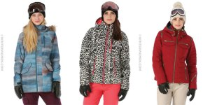 Ski Fashion: A Mid-Winter Look at Women's Ski Jackets From WinterWomen.com (Giveaway)