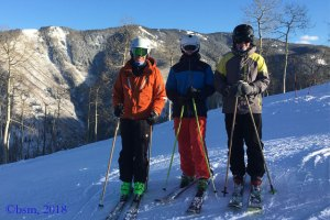 Motivating Your Teen from Couch to Chairlift