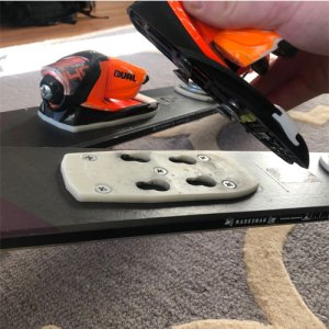 Introducing Crossover: Easily Move Your Bindings from Ski to Ski