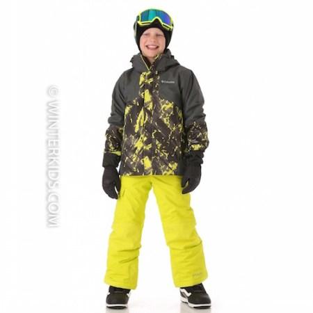 Columbia Boys Bugaboo Ski Jacket