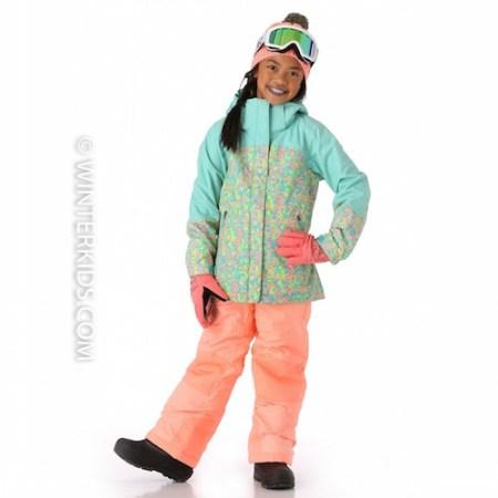 Columbia Girls Bugaboo II Ski Jacket