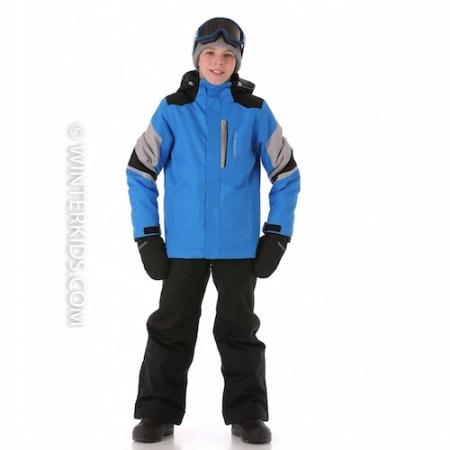 Obermeyer Boys Fleet ski Jacket