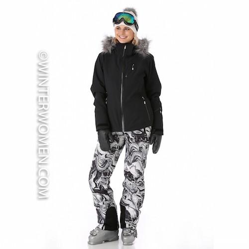 Spyder Womens Geneva ski Jacket