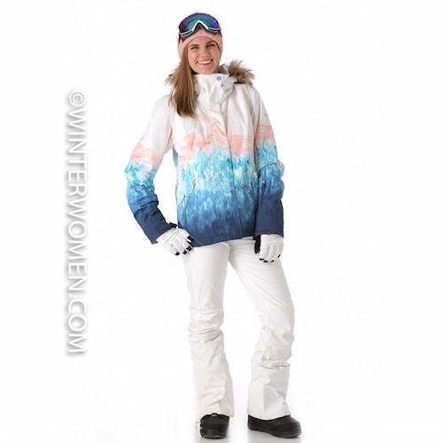 Womens Roxy Jet Ski SE ski Jacket
