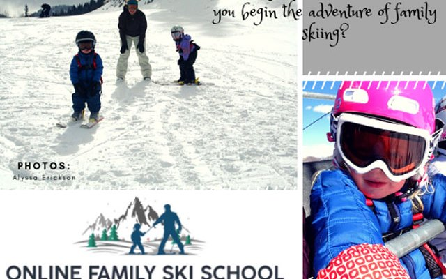 Teach Your Kids to Ski This Winter With the Online Family Ski School