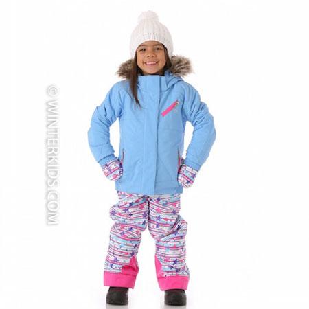 Columbia Little Girls Snow Kissed Full Zip Fleece