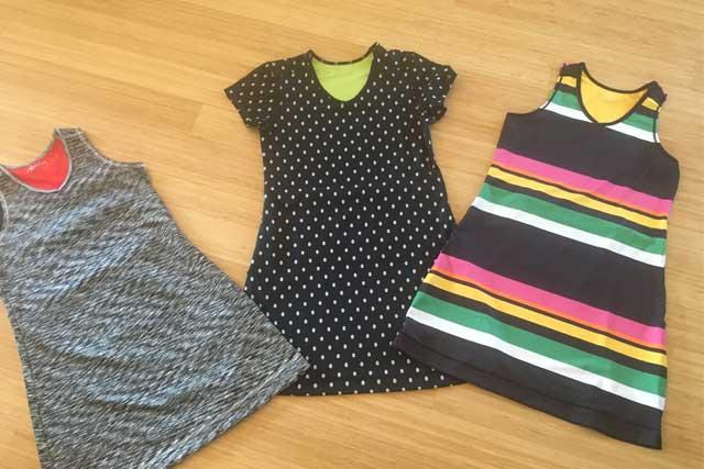 Tonik Cycling women's cycling dresses look good wherever you wear them