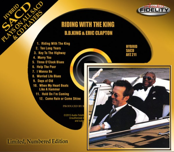B.B. KING & ERIC CLAPTON - Riding With The King To Be ...