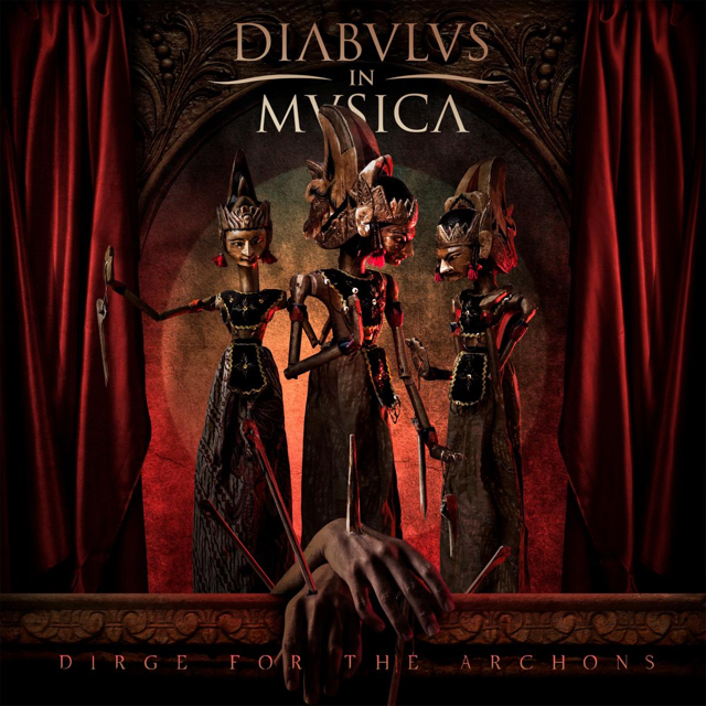 Image result for Diabulus in Musica Dirge for the Archons