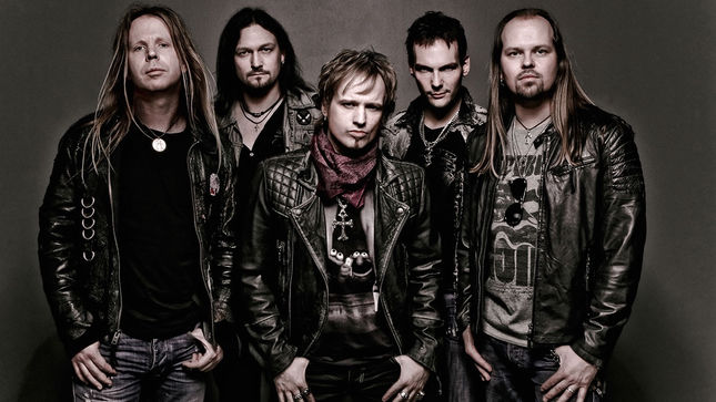 "EDGUY Streaming Lyric Video For New Song ""Open Sesame"""