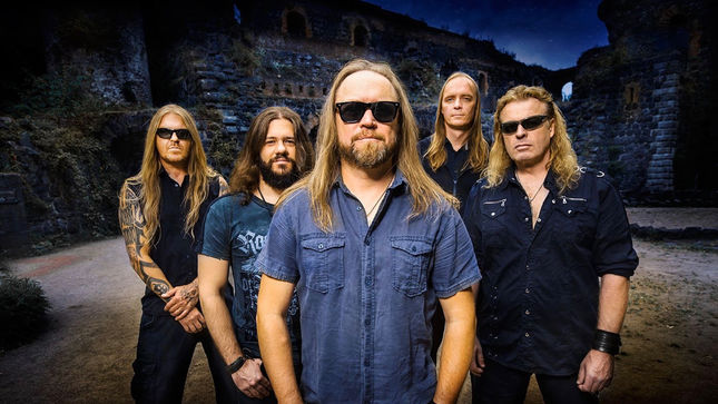 "MASTERPLAN Debut Audio Video For Cover Of HELLOWEEN's ""Mr. Ego"""