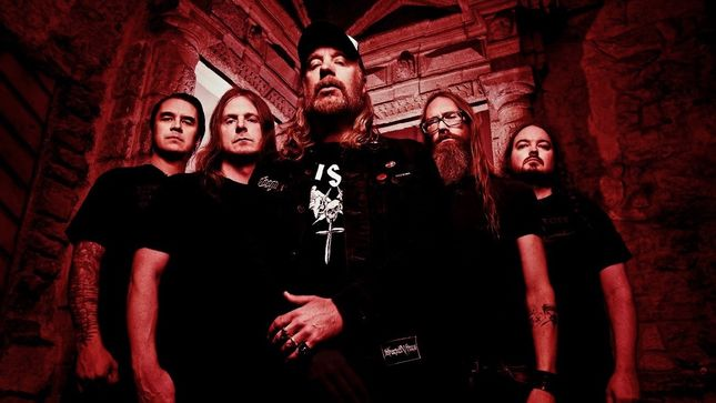 AT THE GATES Reveal New AlbumTitle, Release Date; More Live Shows Confirmed