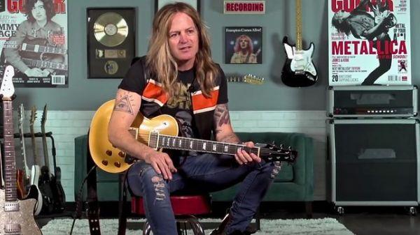 DOUG ALDRICH - The Doug Aldrich Guitar Method, Episode #1 ...
