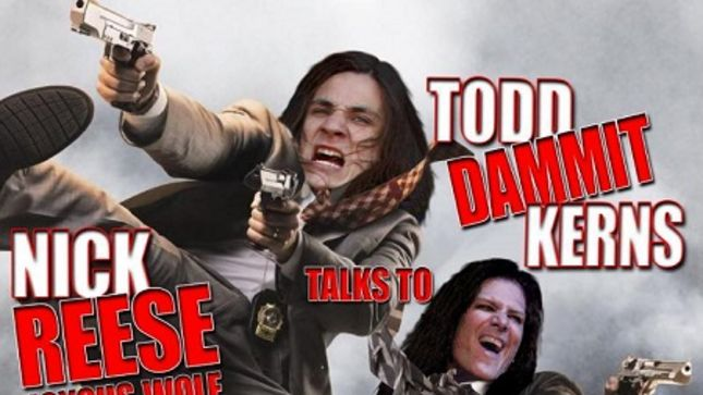 SLASH Bassist TODD KERNS To Host Video Chat With JOYOUS WOLF Frontman NICK REESE
