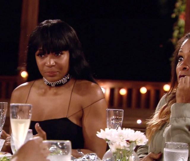 Kandi Burruss Lesbian Rumors On The Real Housewives Of Atlanta The Daily Dish
