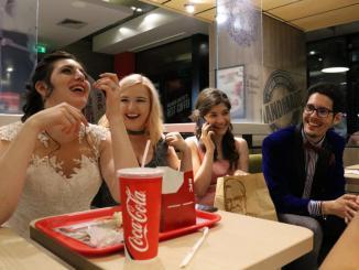 KFC #pebune