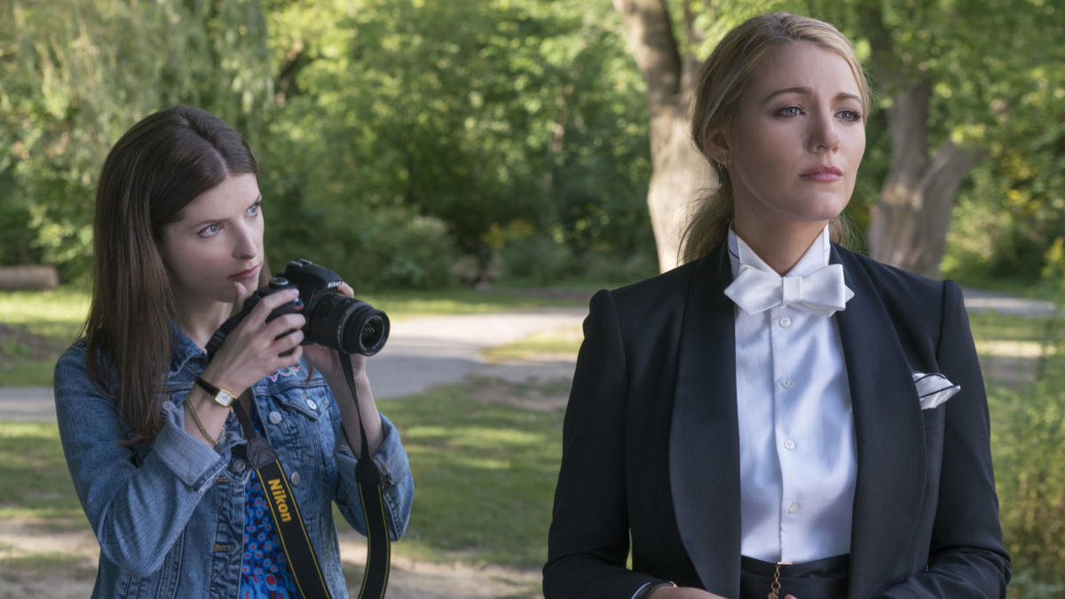 Film: O simplă favoare/ A simple favor