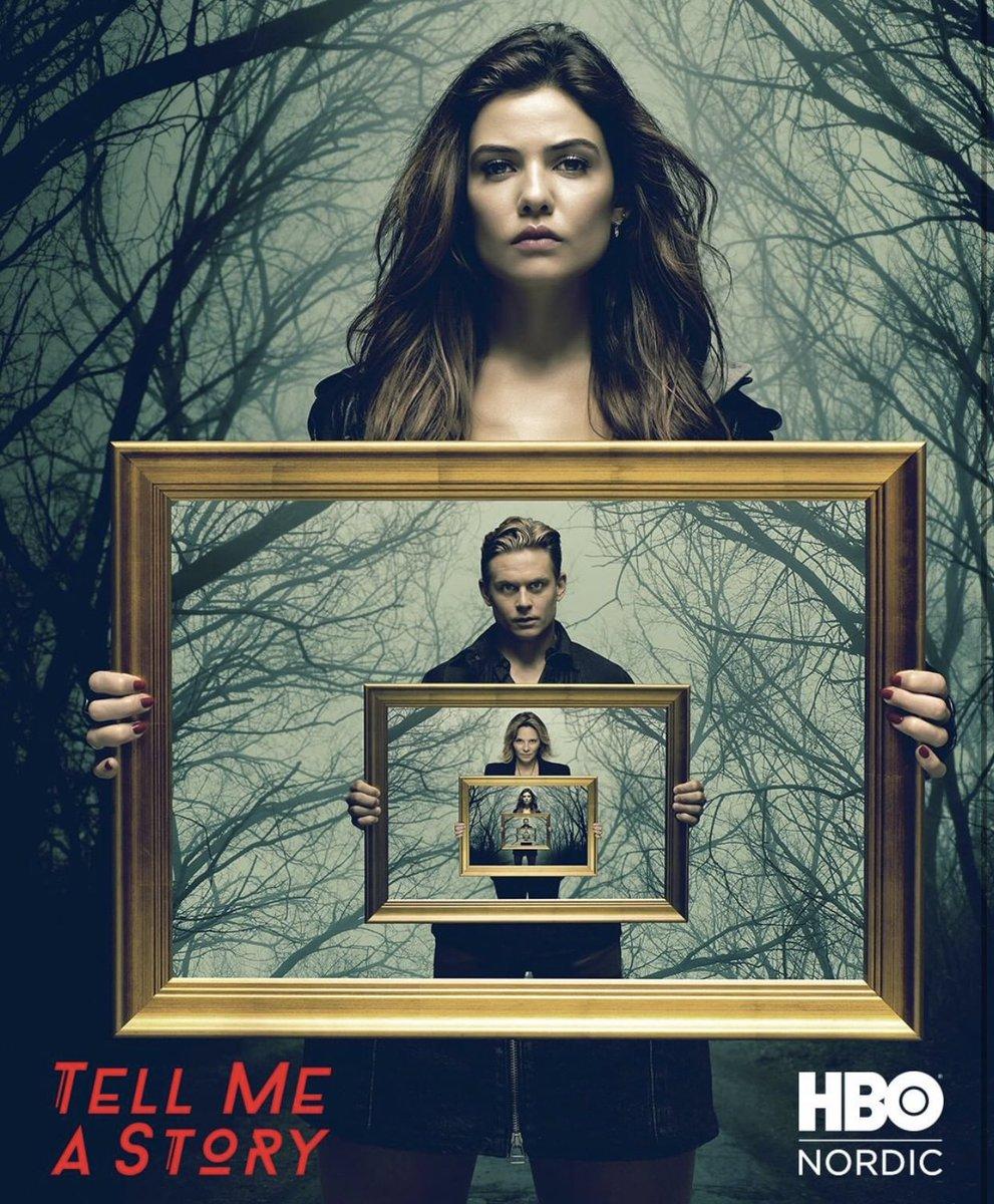 Serial: Tell Me a Story/ Spune-mi o poveste