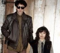 Mondadori Portfolio via Mondadori via Getty Images Franco Battiato con la cantautrice Alice (Carla Bissi) nel 1984