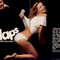Triumph panties ad 1977