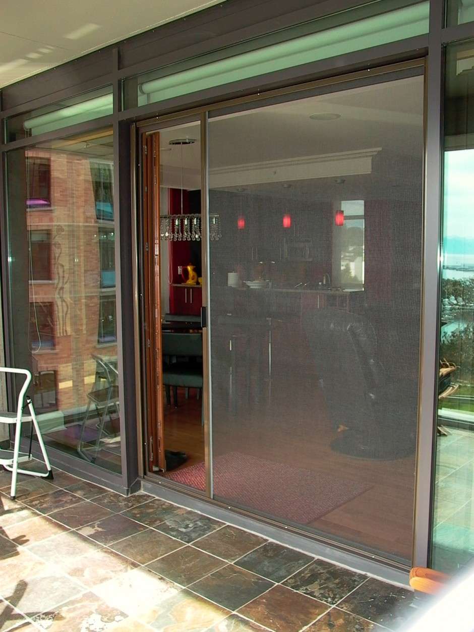 ultraglide french door retractable screens by bravoscreens