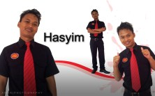 Mr. Hasyim - General Manager