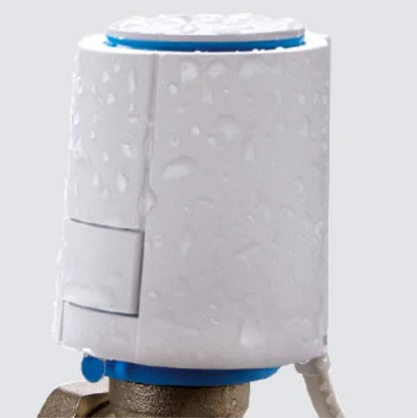 aktuator til vannbaaren varme
