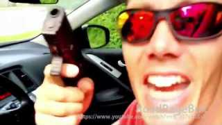 EXTREME ROAD RAGE  IDIOT ANGRY PEOPLE BIKERS VS DRIVER FIGHT  HD