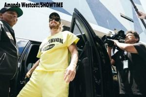 20210602 Showtime - Mayweather v Paul - Miami - Logan Work Out - WESTCOTT-001