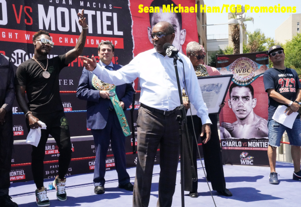 Charlo vs Montiel - Media Workout & Proclamation43