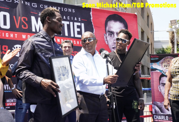 Charlo vs Montiel - Media Workout & Proclamation49