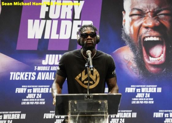 Fury vs Wilder 3 - Press Conference (LA)11