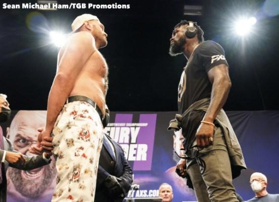 Fury vs Wilder 3 - Press Conference (LA)16