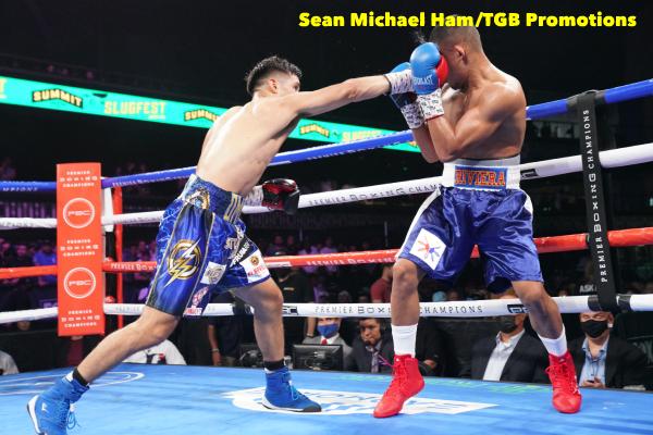 Juarez vs Rivera - Fight Night9 (1)