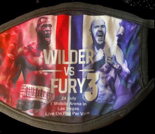 Wilder vs Fury 3 Mask