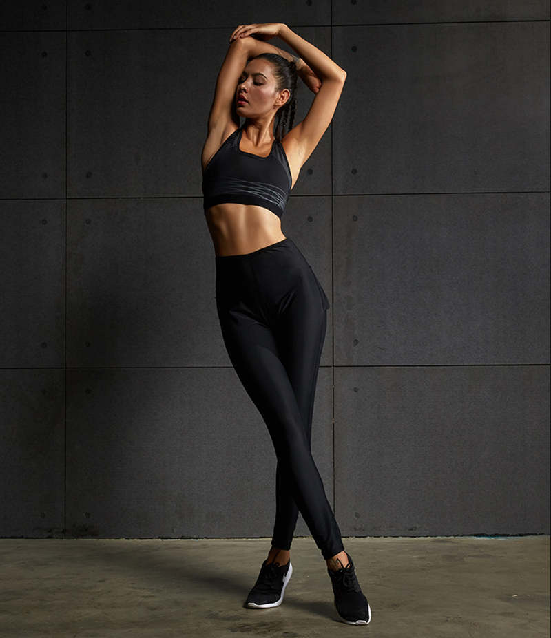 6a771339f7a89 Slimming Pants Neoprene Sweat Workout Body Shaper Fitness Leggings - Brawny  Line