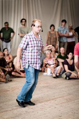 Stage de danse avec Cyril Etienne