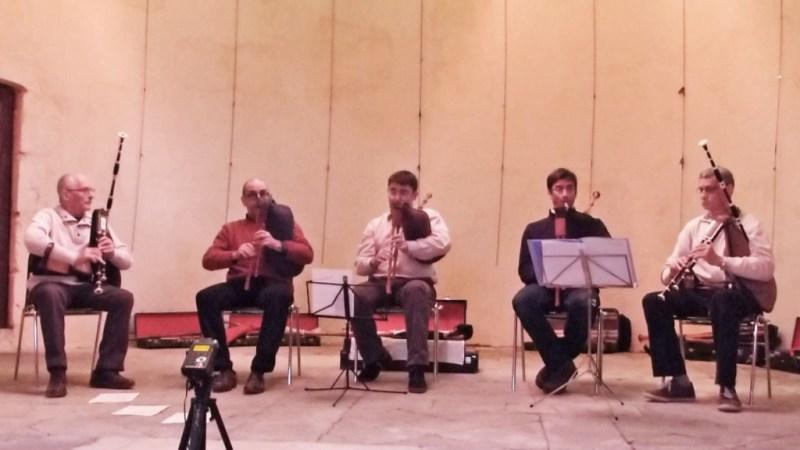 Concert de Noël à Tourzel en décembre 2014