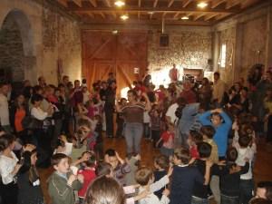Un bal TRADAMUSE au Gamounet début des années 2000