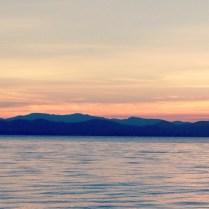 lake champlain & the rolling adirondack mountains