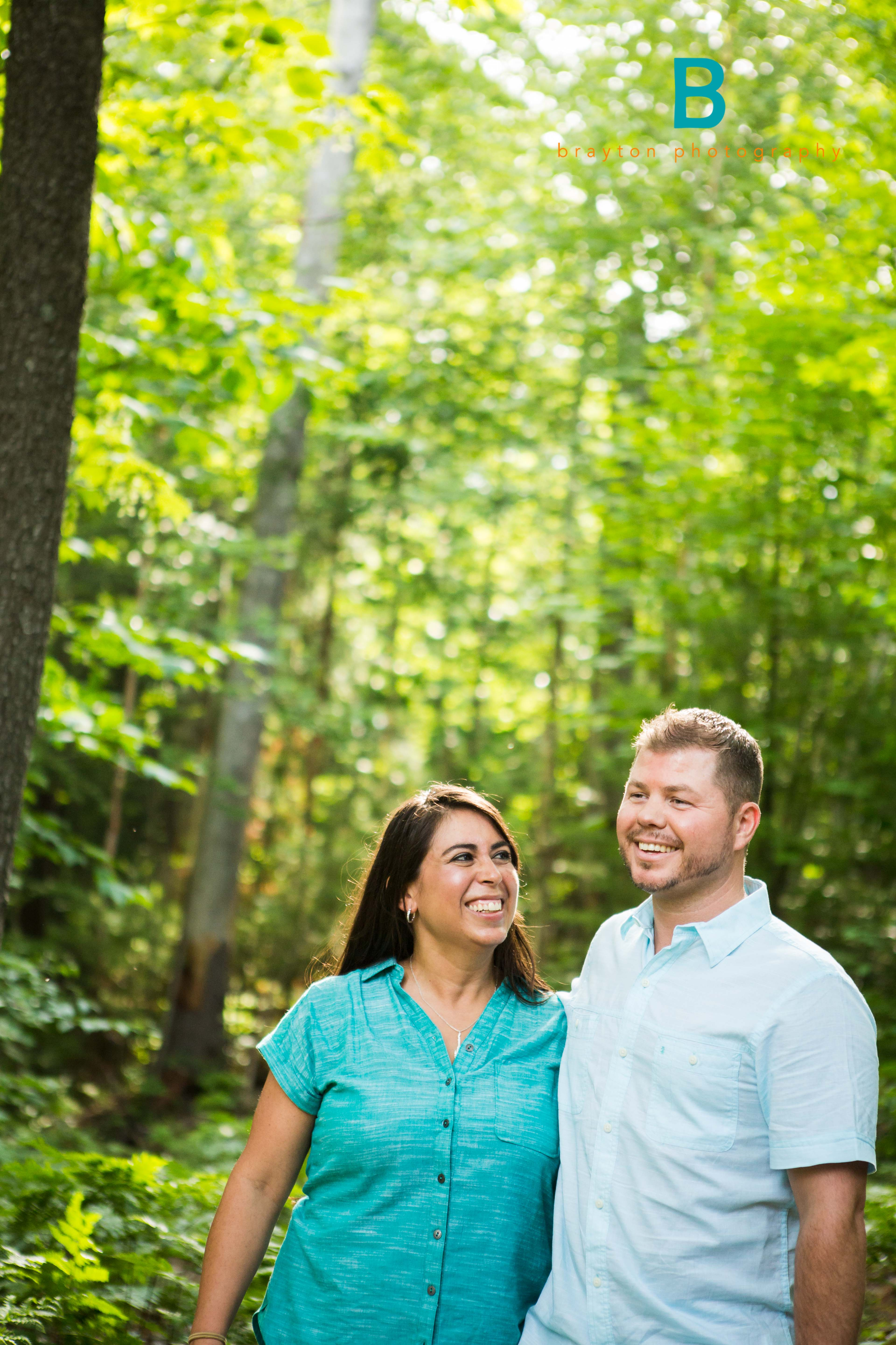 Engagement Session Hike