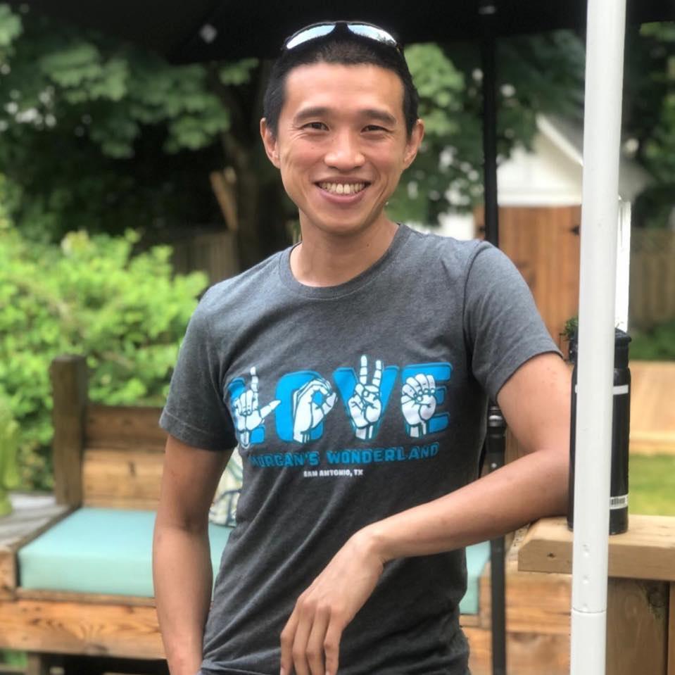 Photo of Terrence Ho, the Head of Partner Success at Braze Mobility